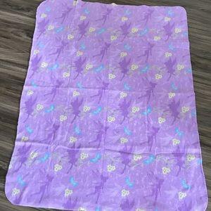 Disney Tinkerbell Fleece Blanket